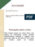 BIOÉTICA E SAÚDE.pptx