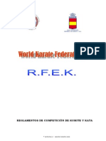 reglamento wkf