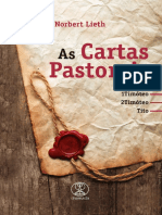 288 as Cartas Pastorais - Norbert Lieth