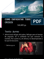 Como Enfrentar Todo Tipo de Crisis