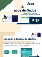 Banco de dados e java