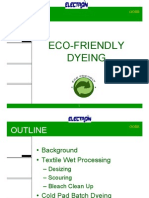 Electron Group's Eco Friendly Dyeing Ppd