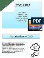 Presentación No. 1 - COSO ERM