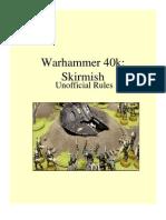 Warhammer40kSkirmish