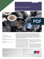 MTU Turbocharging