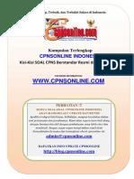 Soal CPNS Verbal.pdf