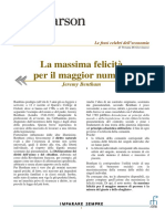 AREE DISCIPLINARI - PARAMOND - GIUREC - 2016 - PDF - Massima felicità maggior numero