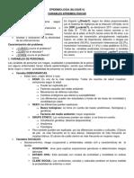 Resumen II Parcial Epidemiologia.docx