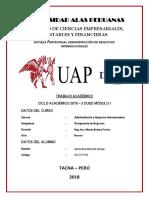 TRABAJO ACADEMICO - REINGENIERIA DE NEGOCIOS.docx
