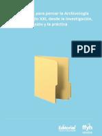 Archivologiaaportes eBook