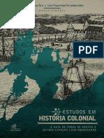 Estudos Em História Colonial. A Baía de Todos Os Santos e Outros Espaços Luso-Americanos