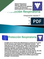 Protección Respiratoria Trabajo Equipo 5