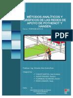 243171917 Metodos Analiticos y Graficos de Pothenot y Hansen Docx
