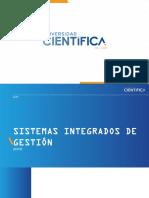 Sistemas Integrados Gestión -Semana 12b