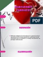 MARCADORES CARDIACOS EXPO.pptx