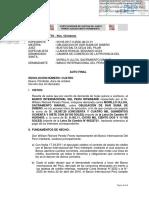 Sentencia a Manuel Morillo por obligación de dar suma de dinero