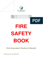 Fire-evacuation-routine-and-record-book-2015