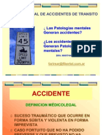 Accidente..
