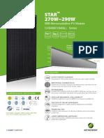 8321153 Star 270 Watt PC module