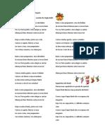 Músicas natalinas em português