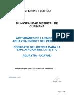 Informe Tecnico Operatividad del Lote 31C-ELV.pdf