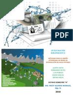 Método para el Diseño Optimizado de Redes de Distribución de Agua Potable
