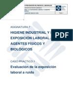 CP1 Evaluación exposición ruido (respuesta)