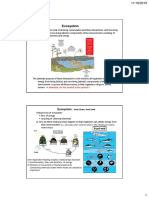 Bio ecosystem lecture