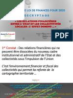 PLF 2020 Présentation Patrice Raymond 10 12 2019