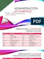 190912 Vias y Administración de medicamentos.pptx