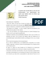 ENSAYO DE PSICOANALISISY PEDIATRIA.docx