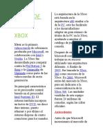 Clases de Xbox