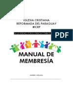 Manual de Membresia ICRP