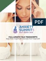 ANX19 Reg Talk Transcripts