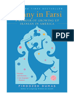 [2004] Funny in Farsi by Firoozeh Dumas | A Memoir of Growing Up Iranian in America | Random House Trade Paperbacks