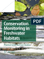 Conservation Monitoring in Freshwater Habitats a Practical