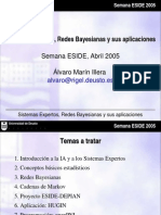Sistemas Experto Univ. de Deusto Bayes05