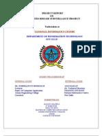 IDSP Report