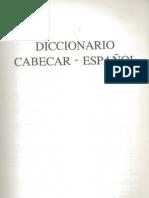 Dicc. Cabecar-espanol_A-B