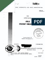 Apollo Spacecraft Familiarization 1 Dec 1966