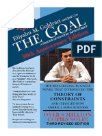 [2014] The Goal by Eliyahu M. Goldratt | A Process of Ongoing Improvement | North River Press