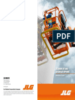 Boom Lift and Scissor Lift Options Reference Guide En