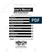 Tripp-Lite-Owners-Manual-754095