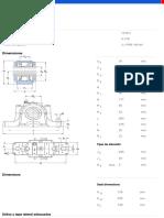 Soportes de pie de dos piezas  series SNL y SE para rodamientos montados sobre un manguito de fijación  con sellos estándares-SNL 516-613 + 1216 K + H 216