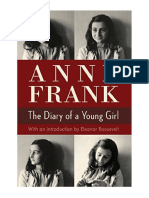 [1993] Anne Frank by Anne Frank | The Diary of a Young Girl | Bantam
