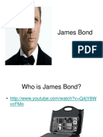 James Bond 007.ppt