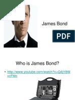 James Bond 007.ppt