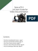 Sony A7s Quick Start v2