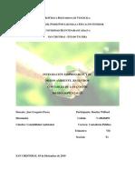 Trabajo Integración Empresarial y El Medio Ambiente v20628459 Wilford Benitez Trimestre Vii Seccion t1 Contabilidad Ambiental - Copia