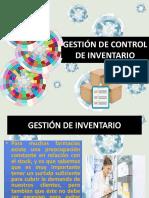 Gestion Control Inventario